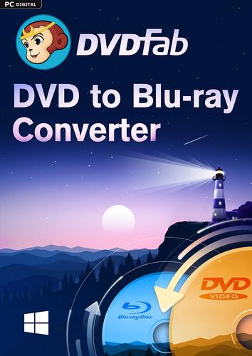 Verpackung von DVDFab DVD to Blu-ray Converter für PC [PC-Software]