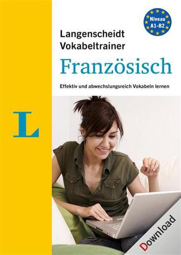 Verpackung von Langenscheidt Vokabeltrainer 7.0 Französisch [PC-Software]