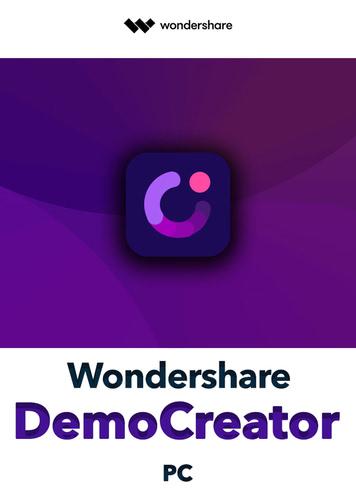 Verpackung von Wondershare DemoCreator für PC [PC-Software]