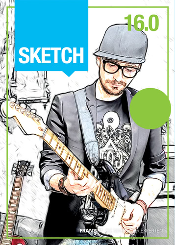 Verpackung von Sketch 16.0 für PC [PC-Software]