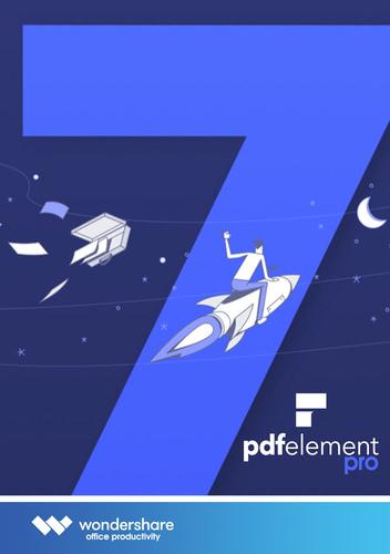 Verpackung von Wondershare PDF Element 7 Pro für PC [PC-Software]
