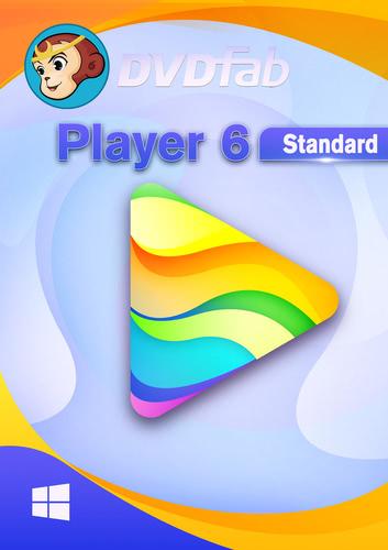 Verpackung von DVDFab Player 6 (24 Monate) [PC-Software]