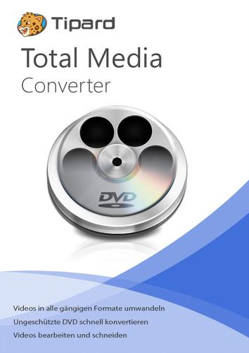 Verpackung von Tipard Total Media Converter - lebenslange Lizenz [PC-Software]