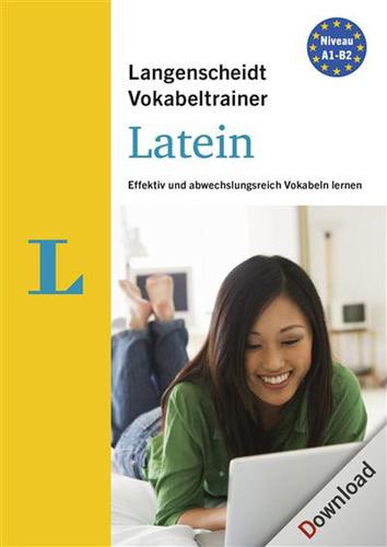Verpackung von Langenscheidt Vokabeltrainer 7.0 Latein [PC-Software]