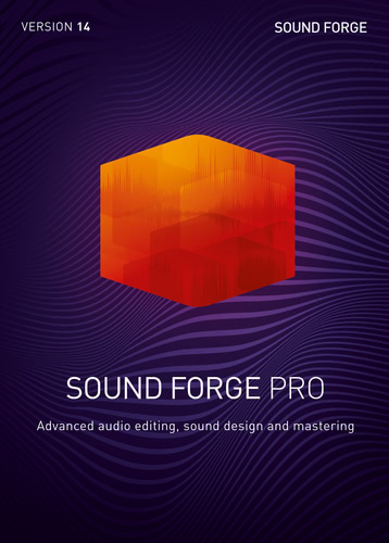 Sound Forge Pro 14 (Download), PC