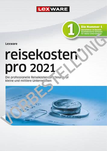 Verpackung von Lexware reisekosten pro 2022 - Jahresversion (365 Tage) - Vorbestellung [PC-Software]