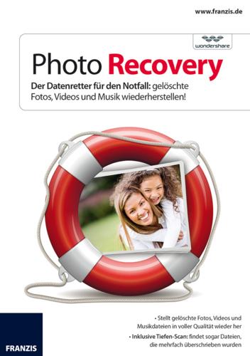 Verpackung von Photo Recovery für PC [PC-Software]