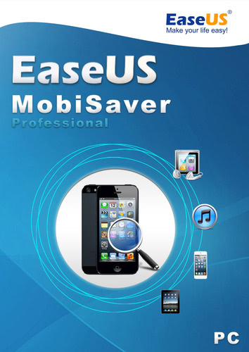 Verpackung von EaseUS Mobisaver for iOS 7.6 (Win) [PC-Software]