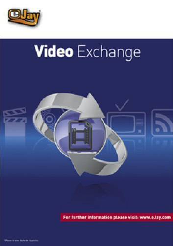 Verpackung von eJay Video Exchange [PC-Software]