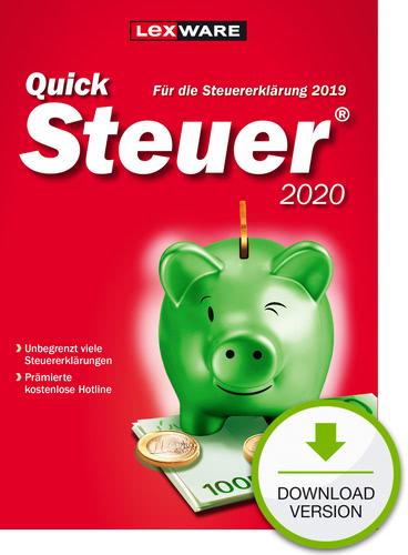 QuickSteuer 2020 (für Steuerjahr 2019) (Download), PC