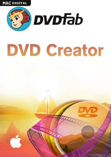 Verpackung von DVDFab DVD Creator Mac [Mac-Software]