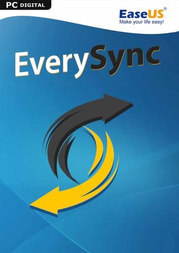 Verpackung von EaseUS EverySync 3 1 Benutzer [PC-Software]