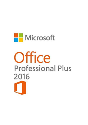 Verpackung von Microsoft Office Professional Plus 2016 [PC-Software]
