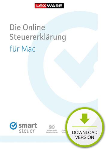 smartsteuer 2017 Mac (für Steuerjahr 2016) (Download), MAC