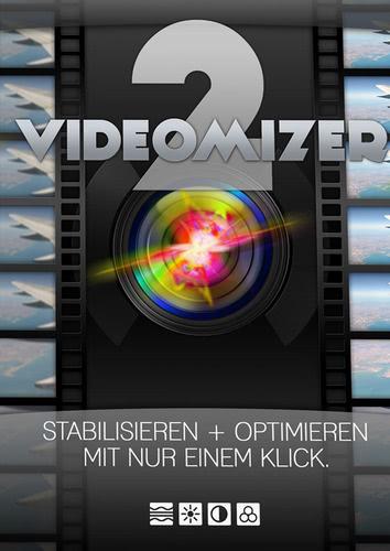 Verpackung von Videomizer 2 [PC-Software]