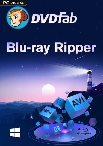 Verpackung von DVDFab Blu-ray Ripper (24 Monate) [PC-Software]