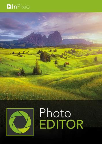 Verpackung von inPixio Photo Editor 9 [PC-Software]
