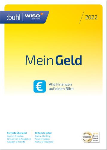Verpackung von WISO Mein Geld (Version 2022) [PC-Software]