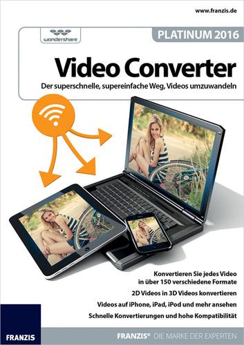 Quick Video Converter Platinum 2016 (Download), PC
