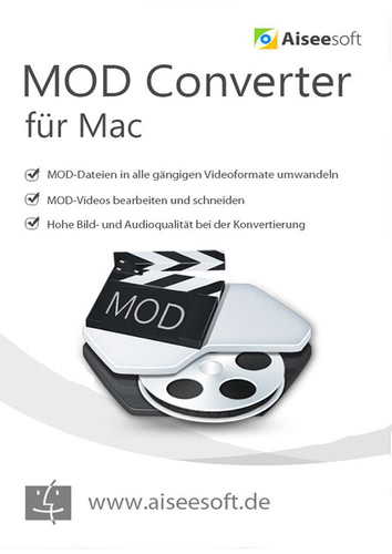 Verpackung von Aiseesoft MOD Converter für Mac [Mac-Software]