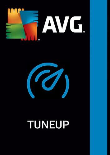 Verpackung von AVG TuneUp (1 Gerät / 1 Jahr) [PC-Software]