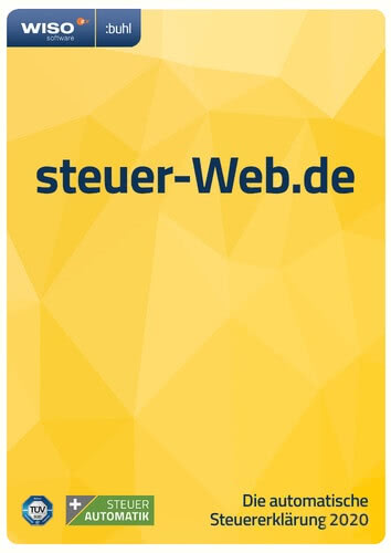 Verpackung von WISO Steuer-Web 2021 (für Steuerjahr 2020) [MULTIPLATFORM]