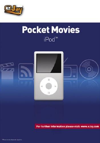 Verpackung von eJay Pocket Movies für iPod [PC-Software]