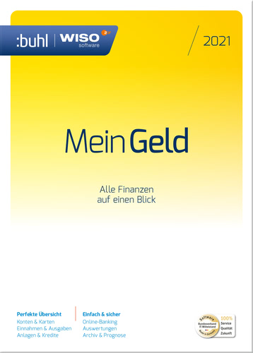 WISO Mein Geld (Version 2021) (Download), PC