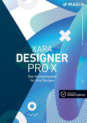 Verpackung von Xara Designer Pro X (Version 2019) [PC-Software]