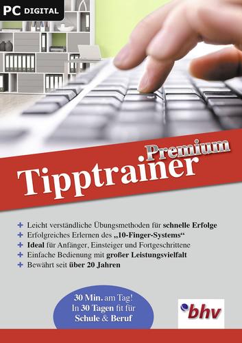Verpackung von Tipptrainer Premium [PC-Software]