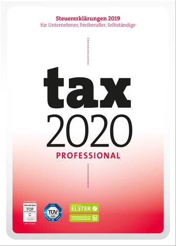 tax 2020 Professional (für Steuerjahr 2019) (Download), PC
