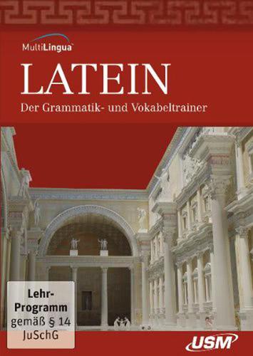 Verpackung von MultiLingua Latein [PC-Software]