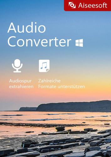Verpackung von Aiseesoft Audio Converter (PC) [PC-Software]