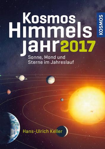Verpackung von Kosmos Himmelsjahr 2017 [PC-Software]