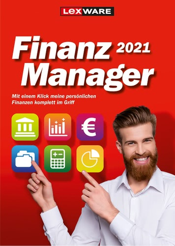 Lexware FinanzManager 2021 Standard (Download), PC
