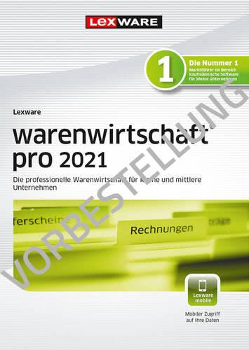 Verpackung von Lexware warenwirtschaft pro 2022 - Jahresversion (365 Tage) - Vorbestellung [PC-Software]