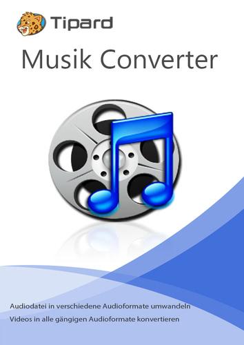 Verpackung von Tipard Musik Converter - lebenslange Lizenz [PC-Software]