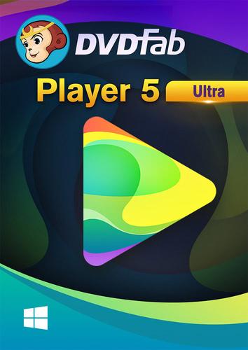 Verpackung von DVDFab Player 5 Ultra - 24 Monate [PC-Software]