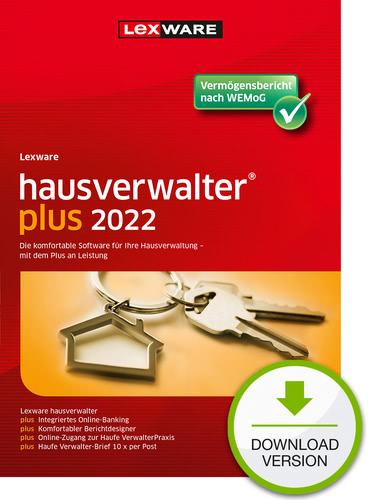 Verpackung von Lexware Hausverwalter 2022 Plus [PC-Software]