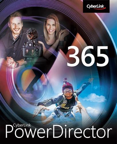 Verpackung von PowerDirector 19 365 - 12 Monate [PC-Software]