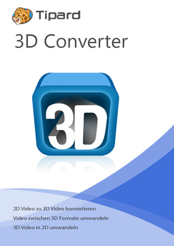 Verpackung von Tipard 3D Converter - lebenslange Lizenz [PC-Software]