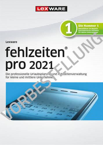 Verpackung von Lexware fehlzeiten pro 2022 - Jahresversion (365 Tage) - Vorbestellung [PC-Software]