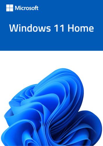 Verpackung von Windows 11 Home OEM Key [PC-Software]