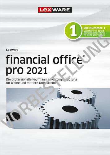 Verpackung von Lexware financial office pro 2022 – Jahresversion (365 Tage) - Vorbestellung [PC-Software]