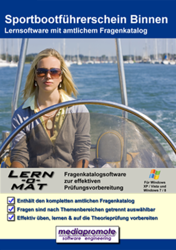 Lern-O-Mat Sportbootführerschein Binnen (Download), PC