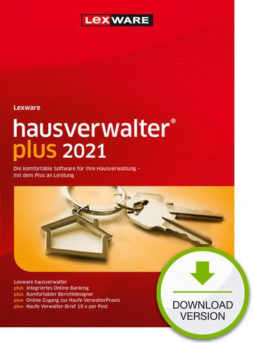 Verpackung von Lexware Hausverwalter Plus 2021 [PC-Software]