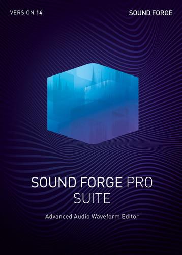 Verpackung von Sound Forge Pro 14 Suite [PC-Software]