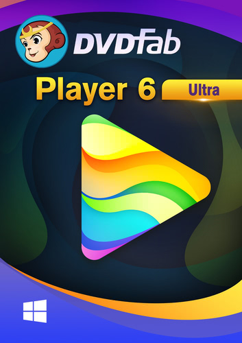 Verpackung von DVDFab Player 6 Ultimate (24 Monate) [PC-Software]