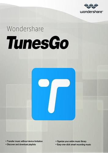 Verpackung von Wondershare TunesGo (Win) - iOS & Android Geräte [PC-Software]
