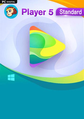 Verpackung von DVDFab Player 5 - 24 Monate [PC-Software]